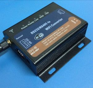 New WiFi to RS232 / RS485 Converter 802.11 B/G/N pictures & photos