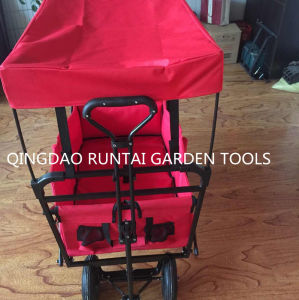 Hot Sale Beauty Foldable Wagon (TC1845-1) pictures & photos