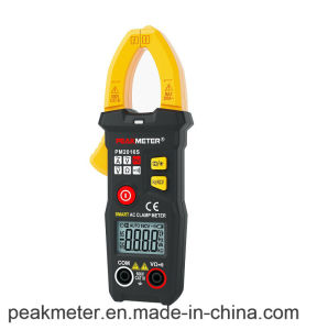 Peakmeter Pm2016s 6000 Counts Smart AC Digital Clamp Meter