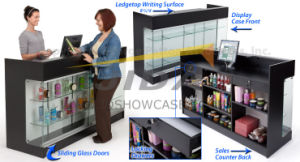 Glass Retail Showcase