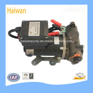 Small Size Electric Self-Priming Rotary Vane Pump DC12V/24V