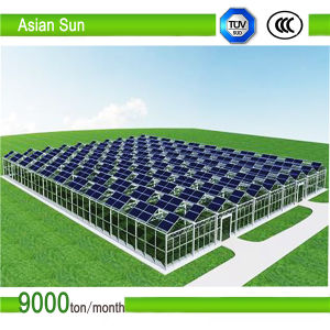 Mini Solar Power Plant 1MW, Photovoltaic Mounting Brackets Product or PV System