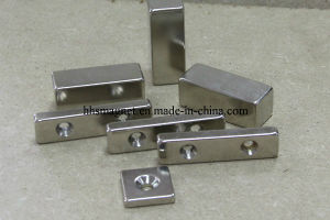 Strong NdFeB Magnet with Countersunk Hole pictures & photos
