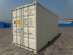 China 20FT High Cube Container - China 20hc Container, 20FT Sea