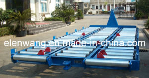 Aircraft Aviation 18t Hot Dipped Galvanised Pallet Dolly (GW-AE04) for Airport