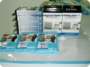 SGS and TUV Certificated Vacuum Storage Bags pictures & photos