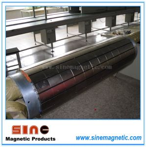 Permanent Magnetic Roller (Magnetic Pulley) pictures & photos