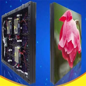 Outdoor Full Color P6 LED Display Cabinet for LED Video Wall pictures & photos