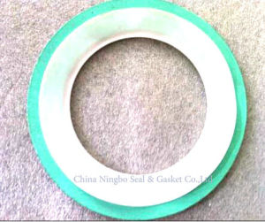 Solid Flat Pure Teflon Gasket pictures & photos
