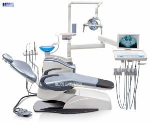 Ce Approval Luxurious Integral Dental Unit Chair