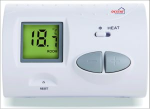 Digital Temperature Controller for Boiler and Gas