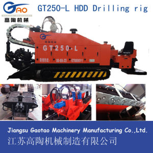 Non-Dig Horizontal Directional Drilling Rig HDD Machine pictures & photos