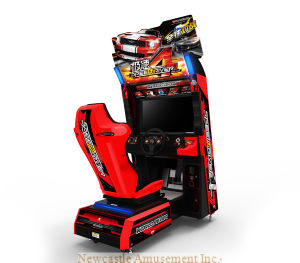 Game Amusement Machine Speed Driver 3 Game Machine pictures & photos