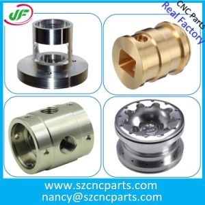 Polish, Heat Treatment, Nickel, Zinc, Tin, Silver, Chrome Plating CNC Machining Parts pictures & photos