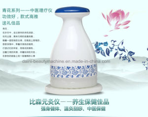 Home Beauty Salon Hot Heating Meridian Moxibustion Detox Health Care Massager for Shoulder Back Arm pictures & photos