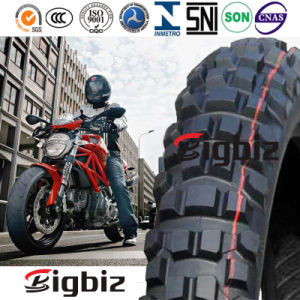 Coloured Tire of 80/100-14 Motorcycle Tyre pictures & photos