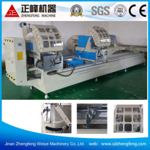 Automatic Double Head Cutting Saw for Aluminum Window Door Production