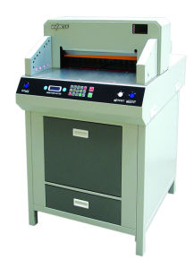 Electric Paper Cutting Machine (4808HD) pictures & photos