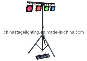 China Led Stage Light Par Kit 4
