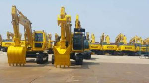 China Famous Brand Hydraulic Wooden Mountain Excavator pictures & photos