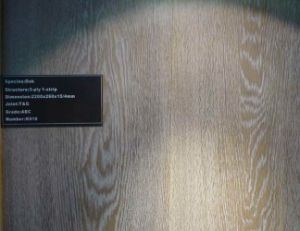 China Best Oak Cheap Engineered Hardwood Flooring pictures & photos