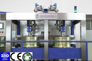 Automatic 2-Head 200L Filling Machine (ISO9001, CE)