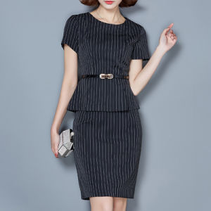 Wholesale Professional Work Dresses Women Career Dresses Ladies Dress pictures & photos