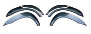Santafe Wheel Trims (03-05) (DF-C-022)