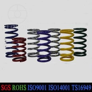 Finish Machining Small Electronic Coil Compression Spring