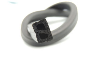 High Quality EPDM Foam Rubber Seals, Rubber Strip for Car pictures & photos