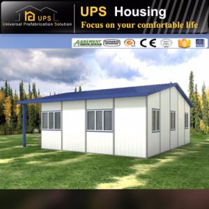 Long Service Time 100m2 Garden House Mobile Living House