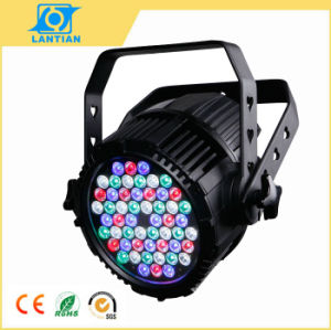 Ellipsoidal Waterproof Disco PAR Colorful Light pictures & photos