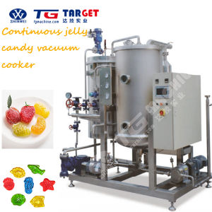 Continuous Jelly Candy Vacuum Cooker with Ce Certification pictures & photos