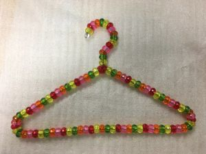 Adult, Child Plastic Pearl Beads Hanger pictures & photos