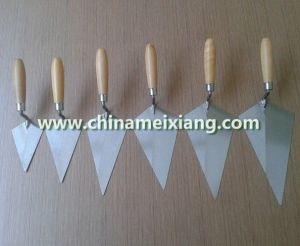 Stainless Steel Trowel, Finish Towerl, Carbon Steel Trowel, Plaster Trowel pictures & photos