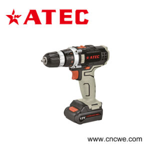 12V Rechargeable Electric Hand Power Tools Cordless Drill (AT7512) pictures & photos