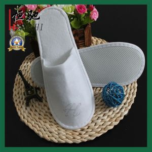 Disposable Non-Woven Slippers for Hotel/Airline/Hospital