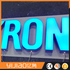 2015 New Design 3D LED PMMA Sign Letter pictures & photos