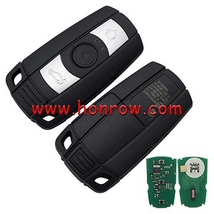for B M 3 Button Remote Key for with 7945 Chip 433 MHz Its for Ca S 3 and Ca S 3+ Systems