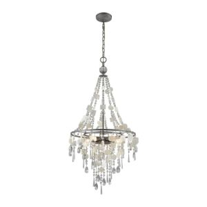 Crystal Chain 5 Light Chandelier