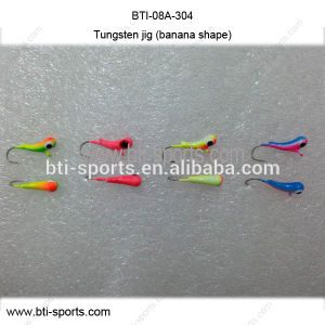Jig mould 3 football jigs 1 fish head jig and 1 banana jig head