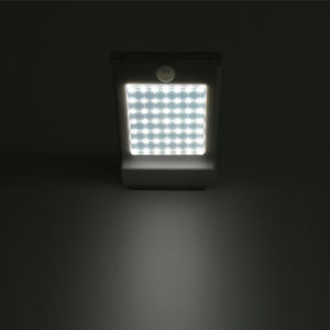 New 49 LED Solar Wall Light pictures & photos