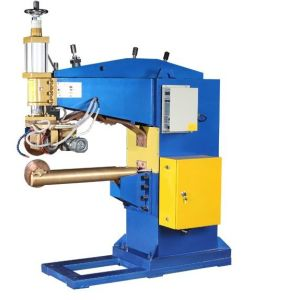 Pneumatic AC Rolling Seam Welding Machine pictures & photos