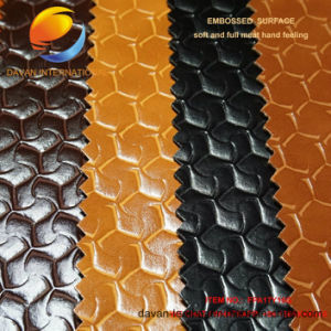New Collection PU Rexine Leather for Bag Fpa17y16g pictures & photos