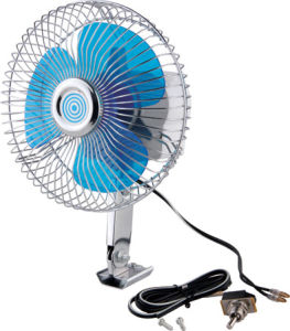 6 Inch Safety Metal Car Fan pictures & photos
