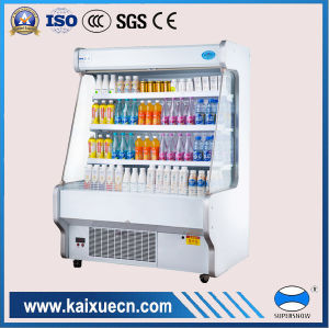 Commercial Refrigerator Fruit and Vegetable Showcase
