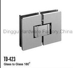 Stainless Steel Shower Hinge for Shower Room Td-423 pictures & photos