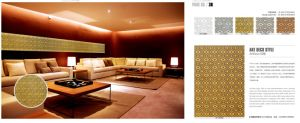 Wall Papers for Interior Decoration (ZHUV) pictures & photos