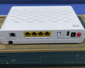 WiFi+4LAN+1phone+USB Original (ZTE F660) 6 0 Version Gpon ONU Ont