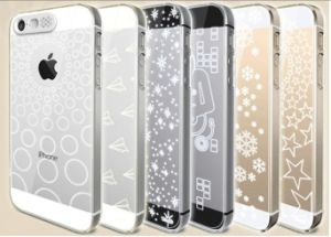 Flashing Case for iPhone 4 4s (KT-04023)